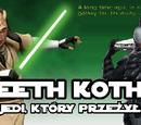 Eeth Koth. Jedi, który przeżył