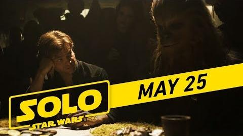 "Solo A Star Wars Story ""Crew"" TV Spot ( 45)"