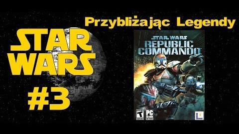 Star Wars Przybliżając Legendy 3 Republic Commando