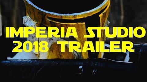 "Imperia Studio 2018 Teaser Star Wars Fan Films "" Attack the jedi"""