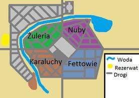 Mapa brakty