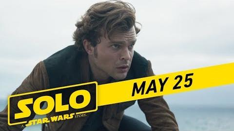 "Solo A Star Wars Story ""Risk"" TV Spot ( 45)"