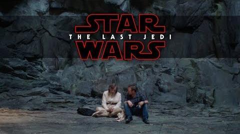 Star Wars The Last Jedi The Director and the Jedi