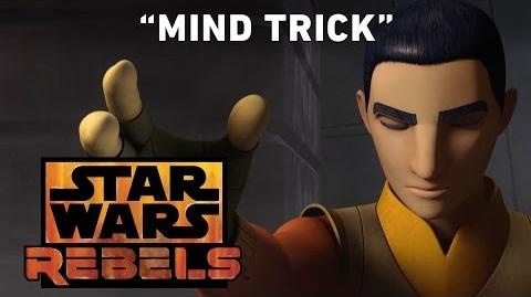 Mind Trick - Steps Into Shadow Preview Star Wars Rebels