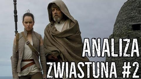 ANALIZA drugiego ZWIASTUNU The Last Jedi!