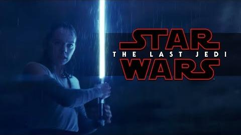 "Star Wars The Last Jedi ""Awake"" ( 45)"