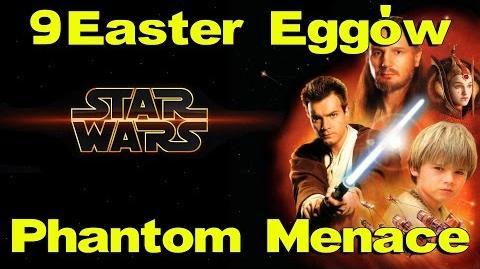 9 Easter Eggów w Gwiezdne Wojny Mroczne Widmo feat. Biblioteka Ossus