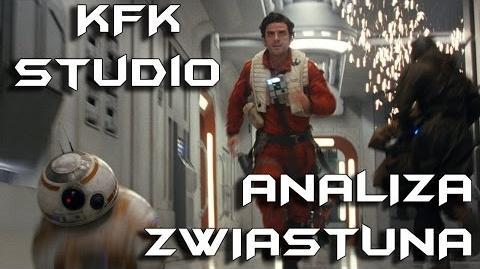 Star Wars The Last Jedi - Analiza Zwiastuna