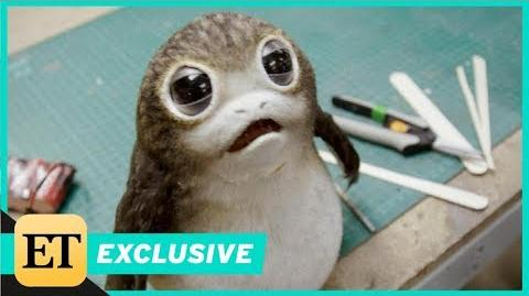 How the Porgs From 'Star Wars The Last Jedi' Were Created (Exclusive)