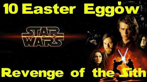 10 Easter Eggów w Gwiezdne Wojny Zemsta Sithów feat. Biblioteka Ossus