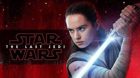 """Star Wars The Last Jedi """"Tempt"""" ( 30)"""