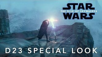 Star Wars The Rise Of Skywalker D23 Special Look