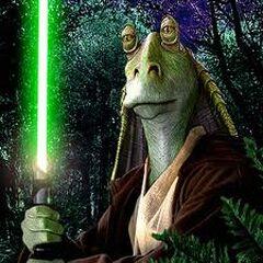 Mistrz Feel – rycerz Jedi.