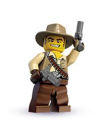 Série 1 Cowboy
