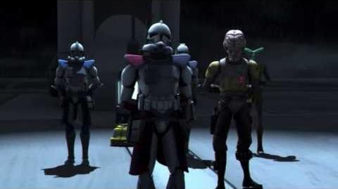 Clone Trooper Tribute -- Hero