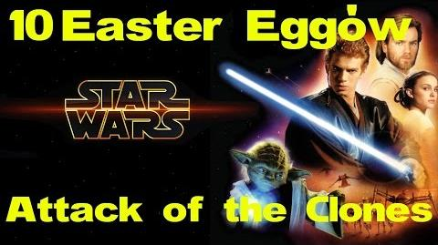 10 Easter Eggów w Gwiezdne Wojny Atak Klonów feat. Biblioteka Ossus