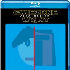 Fanowska okładka edycji Blu-ray