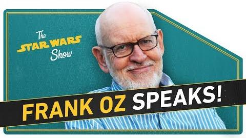 Frank Oz on Yoda, the Muppets, and Snakes on Dagobah, Plus the Latest on Solo A Star Wars Story!