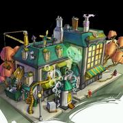 Env won yore inventors-building