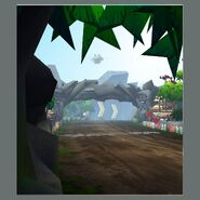 Env won gnar race entrance concept3