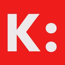 К logo