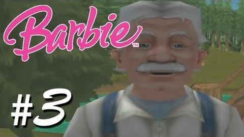 Let's Play Barbie's Horse Adventure Mystery Ride - Part 3 - TETRIS BRIDGE