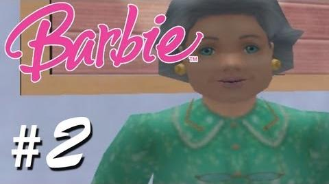 Let's Play Barbies Horse Adventure Mystery Ride - Part 2 - CHORES