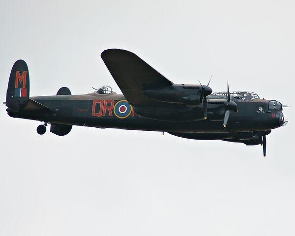 File:Avro Lancaster B I PA474.jpg