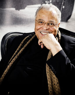 James Earl Jones 2010 Crop