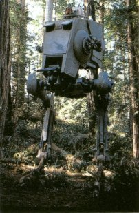 Star Wars All Terrain Scout Transport