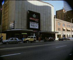 University Theatre 1983