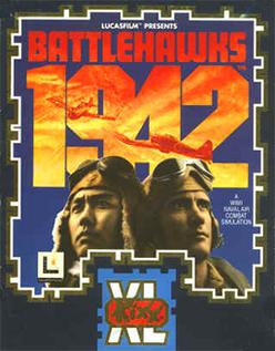 Battlehawks 1942 Coverart