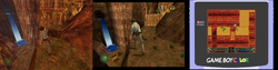 Indiana Jones and The Infernal Machine,Screenshots,PC, N64, GBC