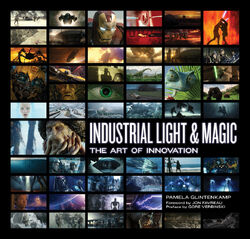 ILM The Art of Innovation Cover