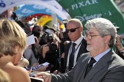 George Lucas 66ème Festival de Venise (Mostra) 6