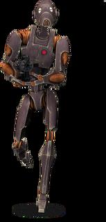 Commandodroid detail