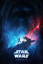 The Rise of Skywalker D23 Poster