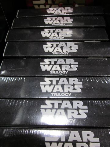 File:Star Wars Trilogy DVD box set at Costco, SSF ECR.JPG