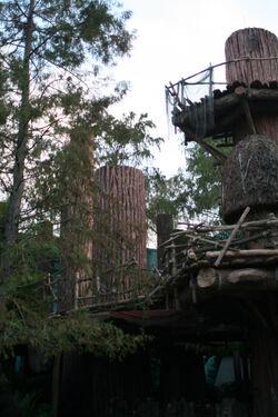 Ewok village 3