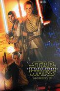 The Force Awakens Drew Struzan Poster