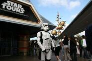 Star Tours Stormtrooper