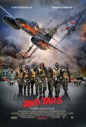 Red Tails Poster 01