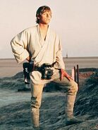 Luke Skywalker I care