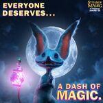 Strange Magic Dash of Love Promo