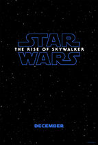 The Rise of Skywalker Teaser Poster