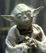 Yoda Empire Strikes Back