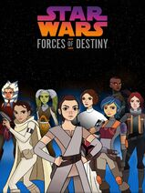 Forces of Destiny Poster