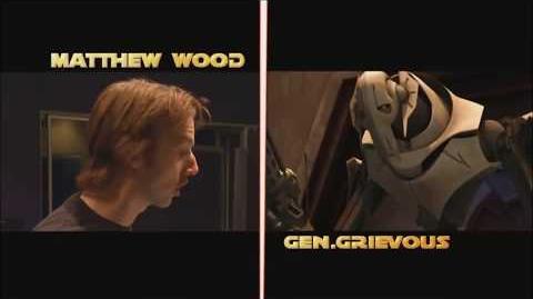 General Grievous Hero Behind the Scenes