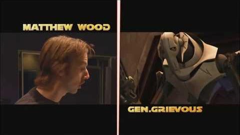 General Grievous Hero Behind the Scenes