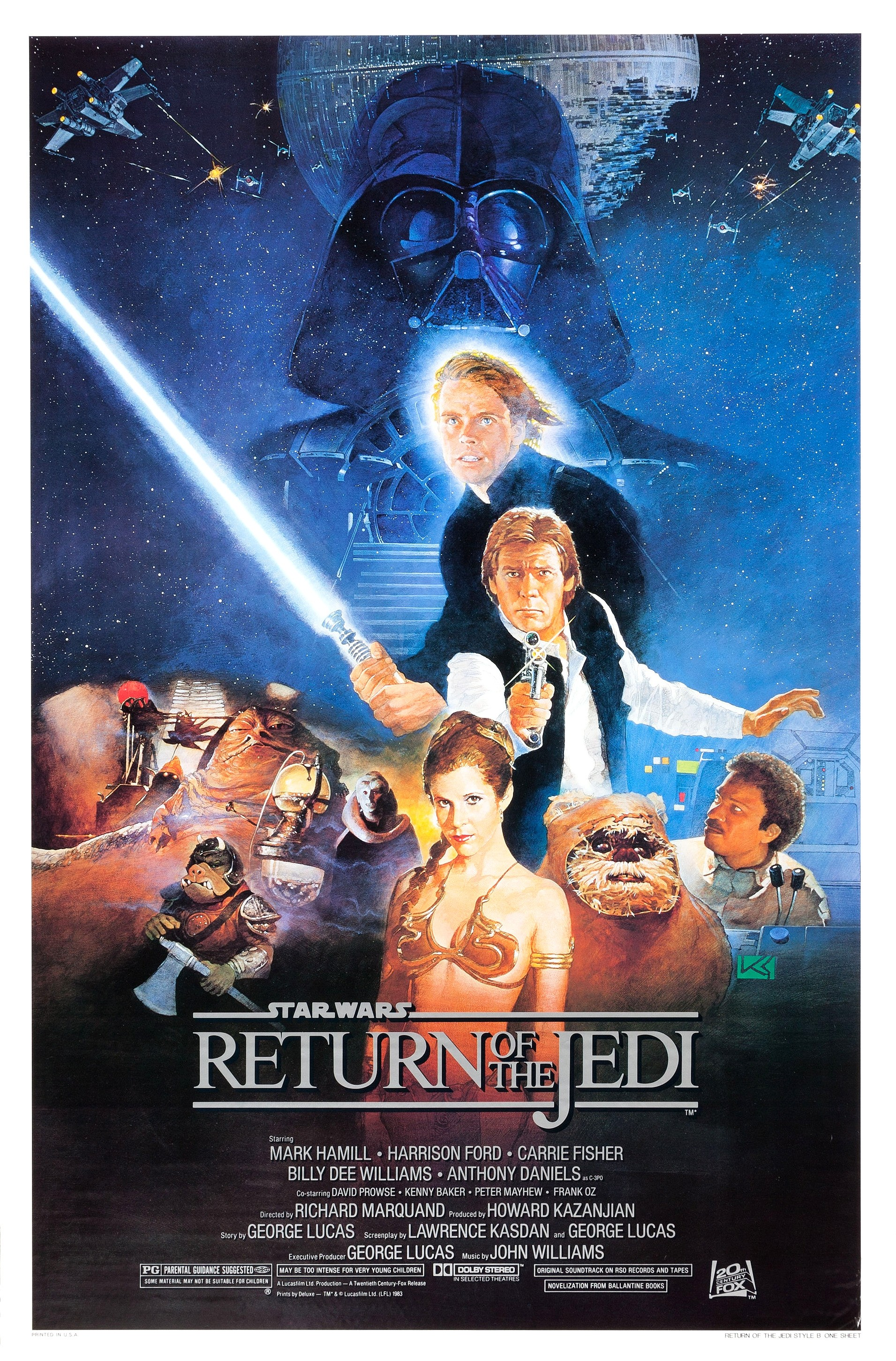 Star Wars Episode VI: Return of the Jedi | Lucasfilm Wiki | FANDOM